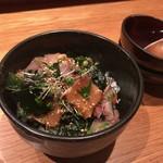 コトブキヤ酒店 厨 - 海鮮丼
