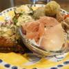 ラ・タヴォロッツァ - 料理写真:前菜盛り合わせ