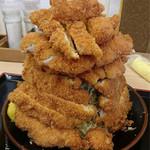 とんまさ - とんまさ(奈良県大和郡山市南郡山町)若鶏かつ定食(大)