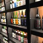 和食と個室 朧 - 日本酒いっぱい
