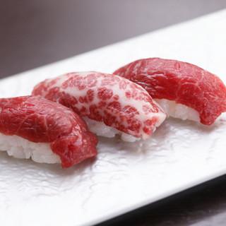 新鮮で柔らかな食感の、熊本県産「三歳馬」