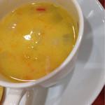 Muminhausukafe - コーンスープ アップ
