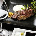 BISTRO Lapplacca  - 黒毛和牛のステーキ この価格でこの味を楽しめるのはDaiだけ!!