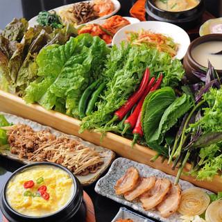 銘柄国産豚と瑞々しい野菜をご一緒に◎