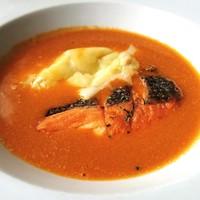 円山別邸 - 期間限定のスープ・ド・ポワソン