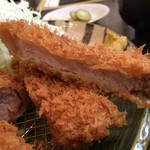 富士喜 - 銘柄豚三種食べ比べ 3,800円 - 瑞穂のいも豚(みすじ又はロース)