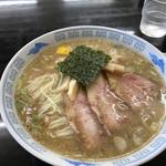 佐藤中華そば楼 by ねぎぼうず - 味噌大盛+辛みそ ¥990