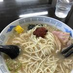 佐藤中華そば楼 by ねぎぼうず - 辛みそオン