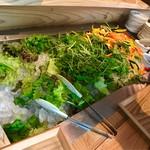 72276862 - フレッシュ野菜をガッツリ食べよう♪