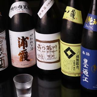 飲み放題は・・・2時間¥1,800!生ビール・地酒込みです◎