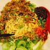 武蔵坊 - 料理写真:ビビン麺2辛+セロリ