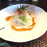 一期屋 - 料理写真:前菜