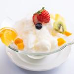 Sweets Smile - 台湾風ふわふわかき氷『Snow Sweets ミルク』
