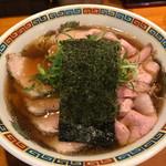 ラーメン坊也哲 - 料理写真:肉醤油(900円)