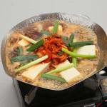 みかわの郷 - 豚キムチ鍋