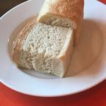 グラヴィータ - パン、ふかふか。