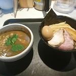72284491 - 特製濃厚煮干しつけ麺