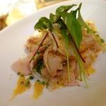北浜ダイナー - もち豚のしゃぶしゃぶサラダ
