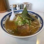 味の一平 - しおラーメン(750円)