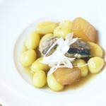 ヴォーノ・イタリア - 秋刀魚と冬瓜の和風ソース 郷土風