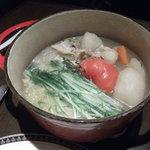 7229622 - たくさんの野菜と宮崎産日向鶏のポトフ