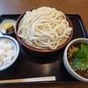 手打ち藤うどん - 料理写真:肉汁せいろうどん_2017-08-30