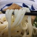 うどん商人つづみ屋 - 麺はモッチリと美味い♬