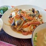 ごはん家 ハルちゃん - 料理写真:ナス味噌炒め定食