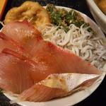 味処 むさし野 - 季節のご飯300円
