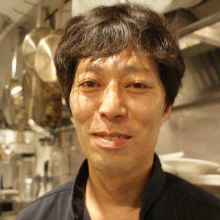 シェフの田中亮平です。