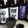 月や - ドリンク写真:日本酒