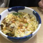 まるみ江戸東 - 親子蕎麦