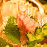 おもてなし旬魚 踊る魚 - 本マグロ