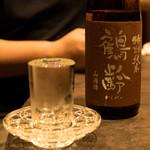 おもてなし旬魚 踊る魚 - 日本酒~