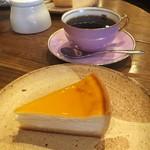 廣屋珈琲店 - マイルド珈琲とチーズケーキ
