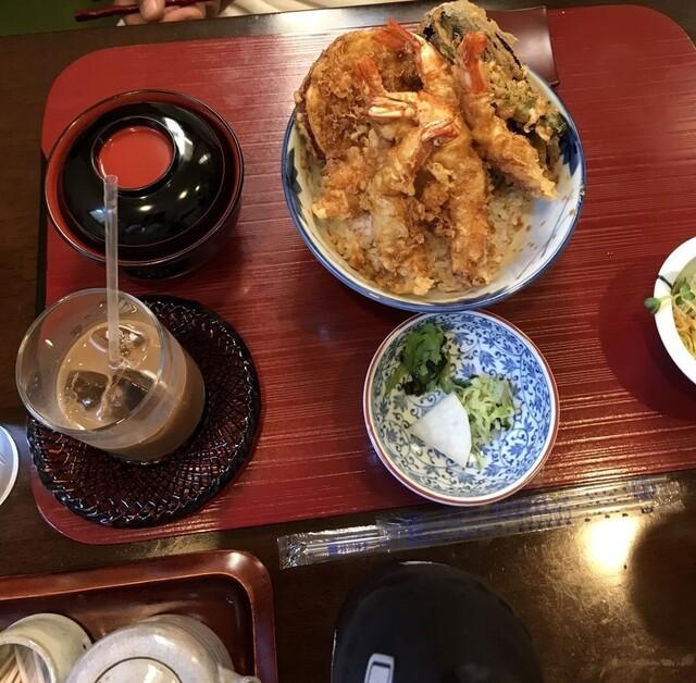 天乙 (てんおつ) - 北国分/天ぷら [食べログ]