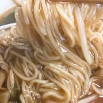 72296709 - 麺のアップです。(2017.8 byジプシーくん)