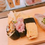 寿司 魚がし日本一 - ランチメニューの華から