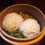 タチヒコ キッチン310 - もち米のしゅうまい