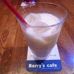 Berry's cafe - ミックスジュース¥350