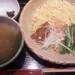 麺処 銀笹 - 銀笹つけめん 850円