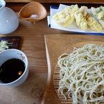 7230867 - 天ぷらとざる蕎麦