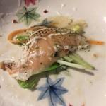 全席個室居酒屋 赤鶏御殿 - SEKITORI流 海鮮カルパッチョ