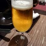 あわじ浜離宮 - あわぢビール。