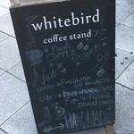 ホワイトバード コーヒー スタンド - Whitebird coffee stand