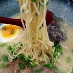 らーめんやな川 - 麺リフト(^^♪
