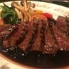 カフェ・ド・トワ - 料理写真:国産牛ヒレ肉のステーキ。マルサラソース。