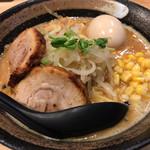 上州山賊麺 大大坊 - 特製 味噌。