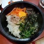 アリラン食堂 - 石焼ビビンバ