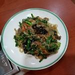 アリラン食堂 - チャプチェ